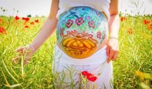 bump-painting-ideas-para-pintar-la-tripa-de-embarazada