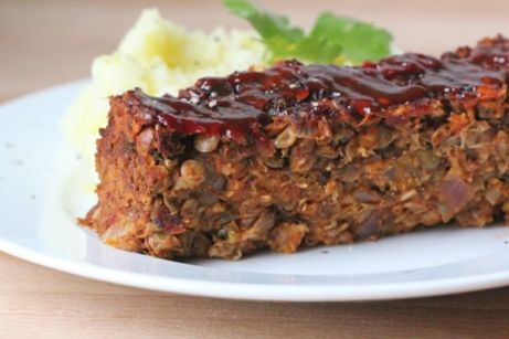Lentil-Loaf
