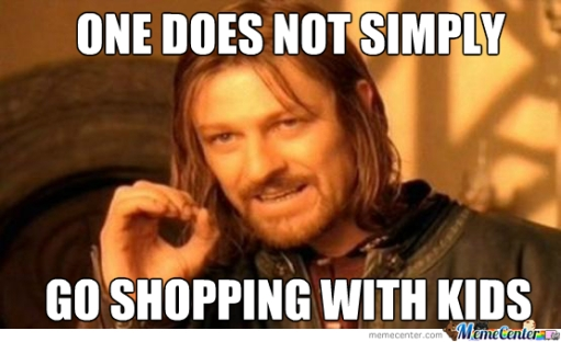 Shopping-with-Kids