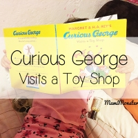 Curious George Visits a Toy Shop