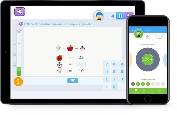 Disponible en PC o tableta- Reciba el resultado de su hijo al instante.